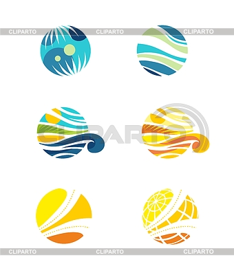 Travel Vector Graphic
