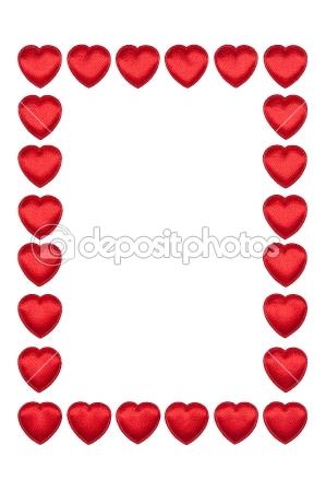 Valentine Heart Border Clip Art