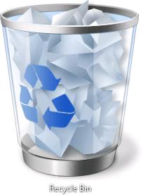 Windows Vista Desktop Icons