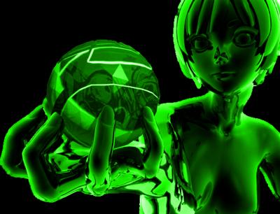 3D Alien Kids