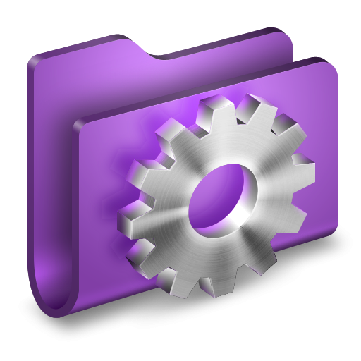 3D Folder Icons