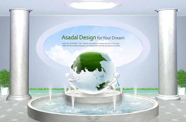 3D Models Free Download PSD File