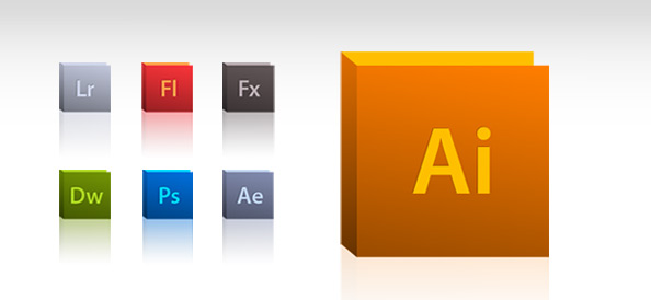 Adobe Icons Free
