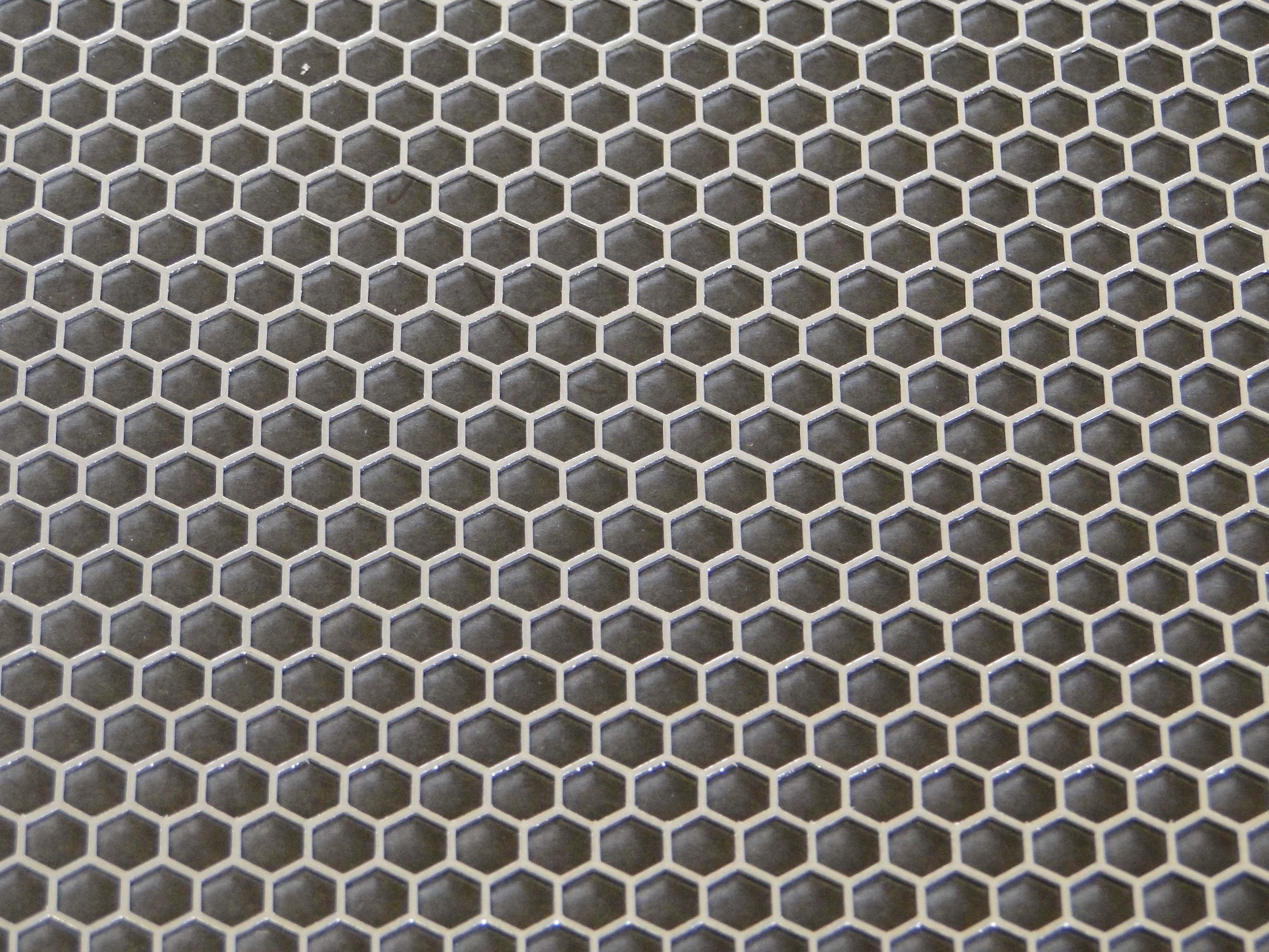 Aluminum Honeycomb Mesh