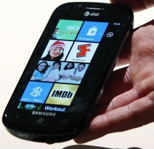 Animated Windows Phone Icon