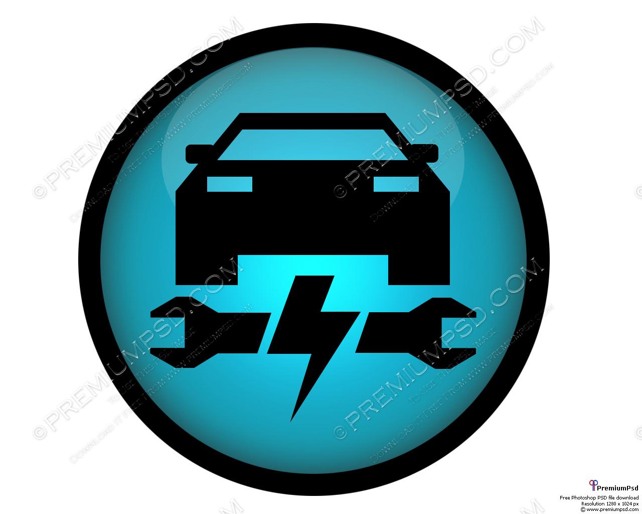 15 Icons Automotive Repair Images - Auto Mechanic Repair ...