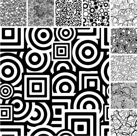 Black And White Vector Graphics
