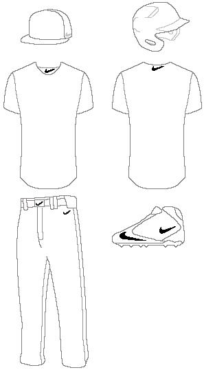 11 baseball jersey template images blank baseball jersey template