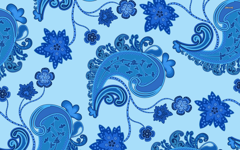 swirling royal pattern wallpaper - photo #13