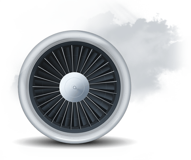 12 Jet Engine Icon Images