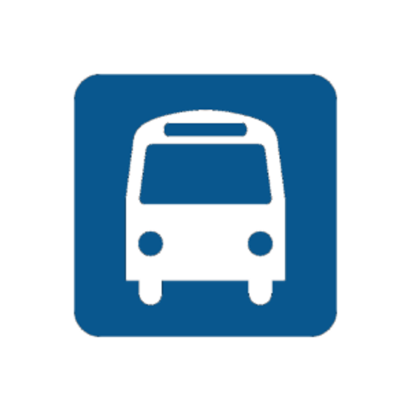 5 Bus Stop Icon Images