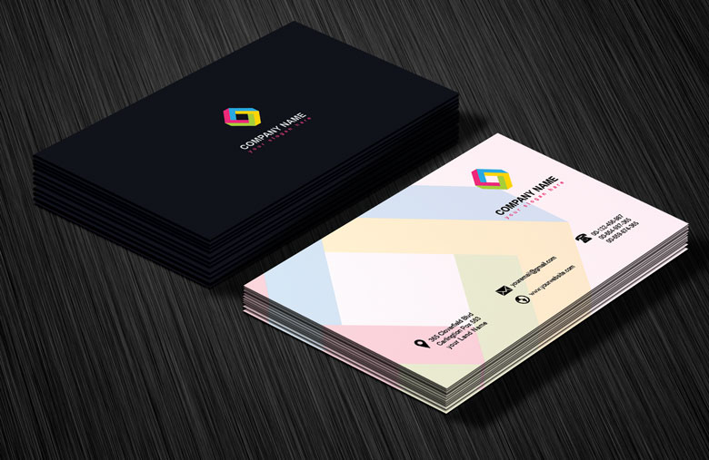 7 Professional Business Card Design Images