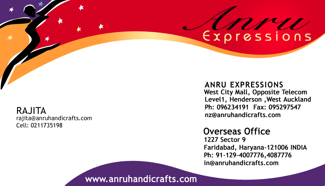 Business Visiting Card Design