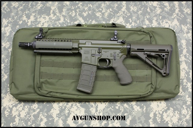 12 LWRC PSD Suppressed Rifles Images