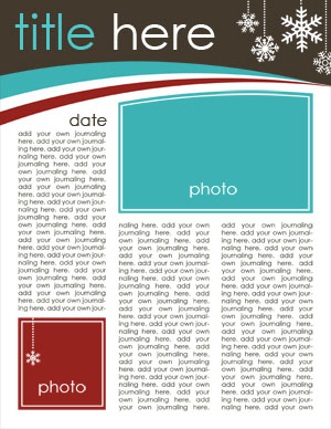 newsletter layout templates free download 19 free christmas letter templates downloads images free