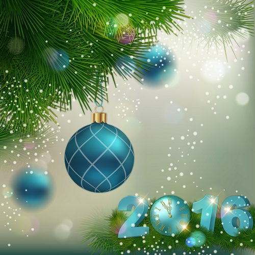 Christmas Photoshop Frames Template