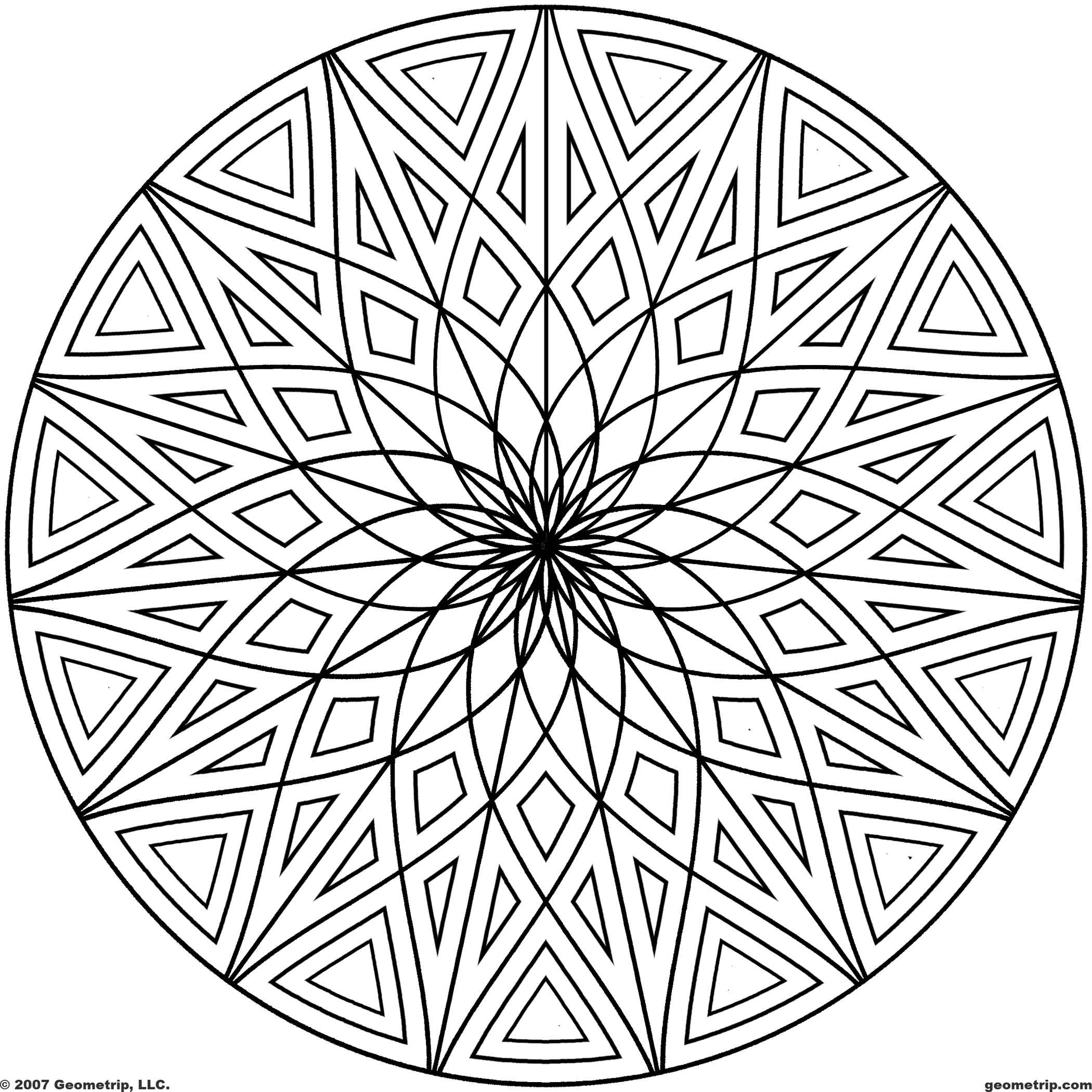 16 Cool Designs Patterns To Color Images