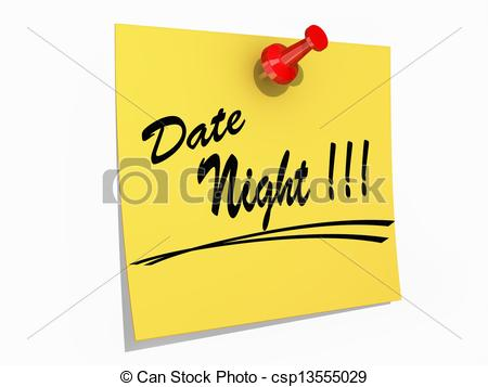 10 Date Night Icon Vector Images