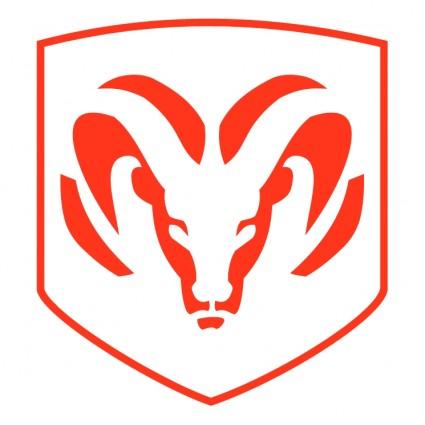 Dodge Ram Logo Vector
