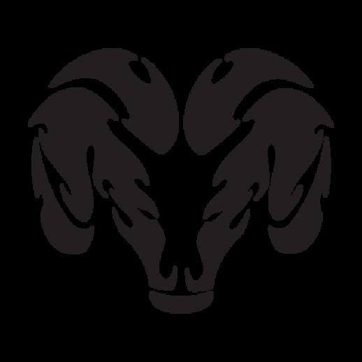 Dodge Viper Logo Vector