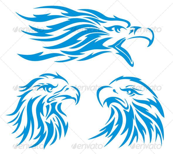 Eagle Head Designs