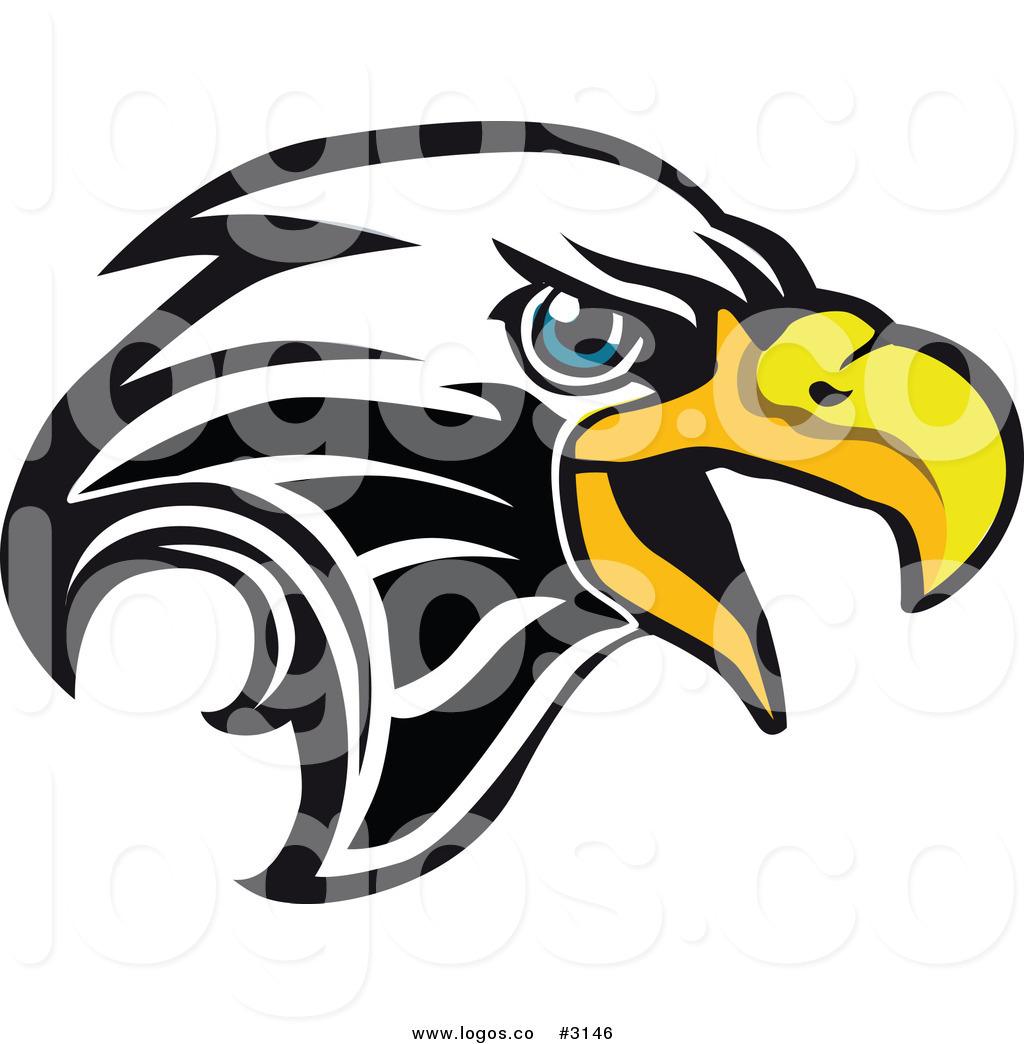 Eagle Head Logo Clip Art Free