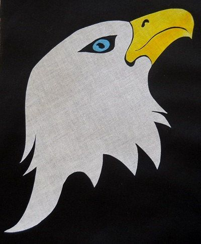 Eagle Head Quilt Pattern