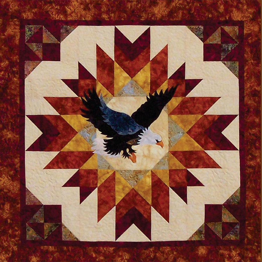 Eagle Scout Quilt Pattern