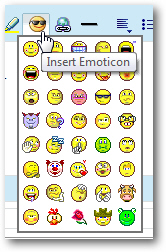 11 Insert Email Emoticons Images