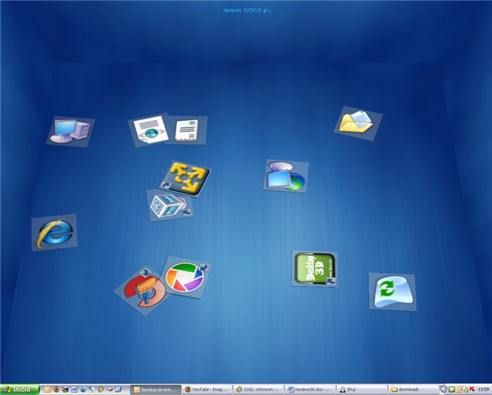 Free 3D Desktop Icons Windows 7