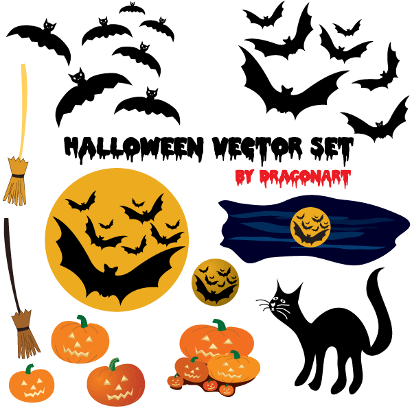 Free Halloween Vector Art