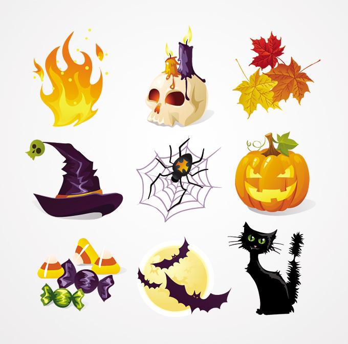 Free Halloween Vector Clip Art