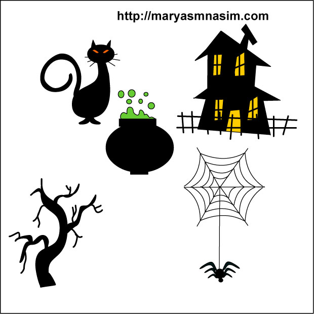 Free Halloween Vector Graphics