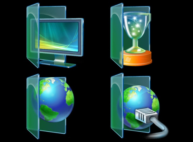 Free Icons for Windows 7