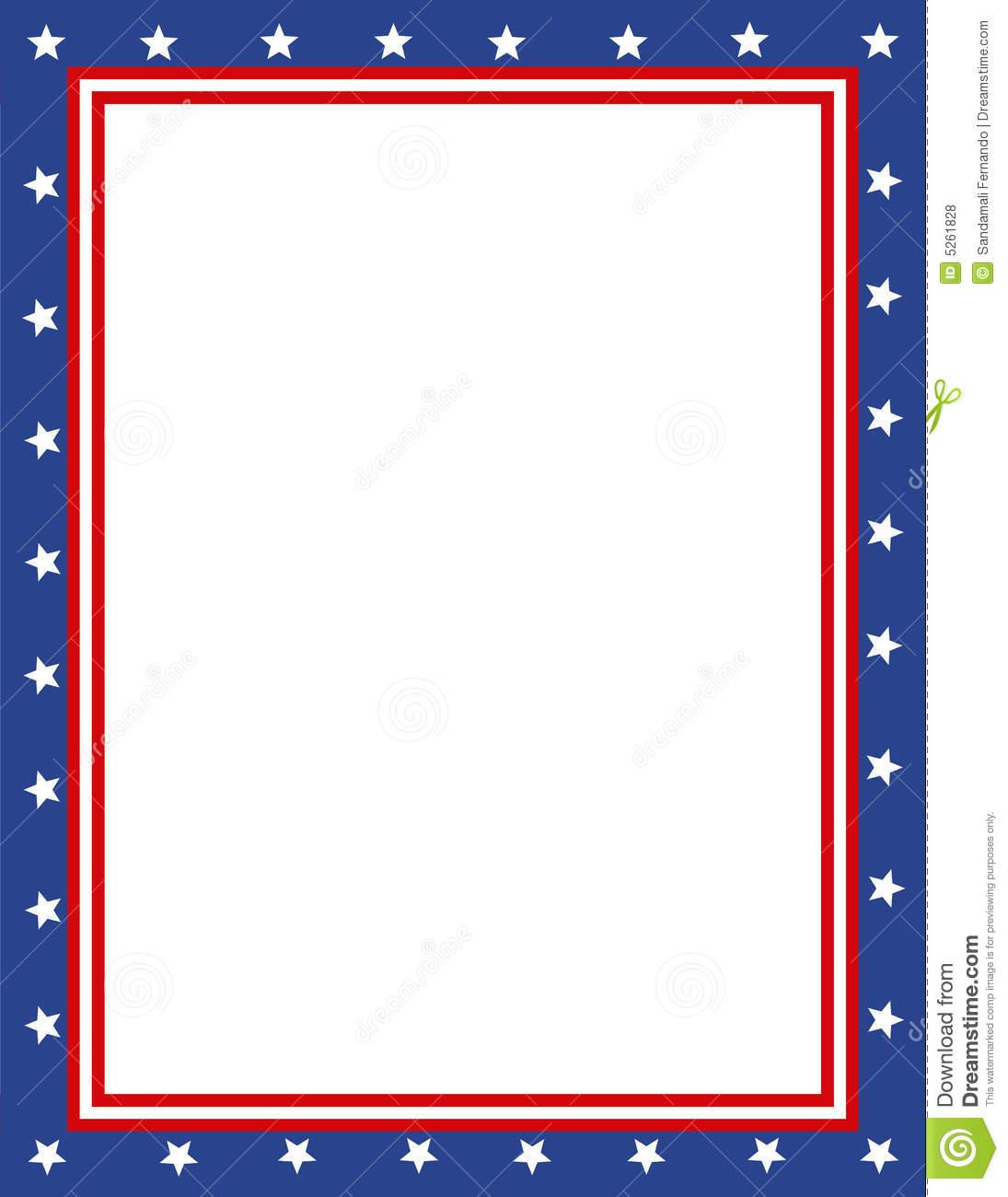 patriotic templates free microsoft word