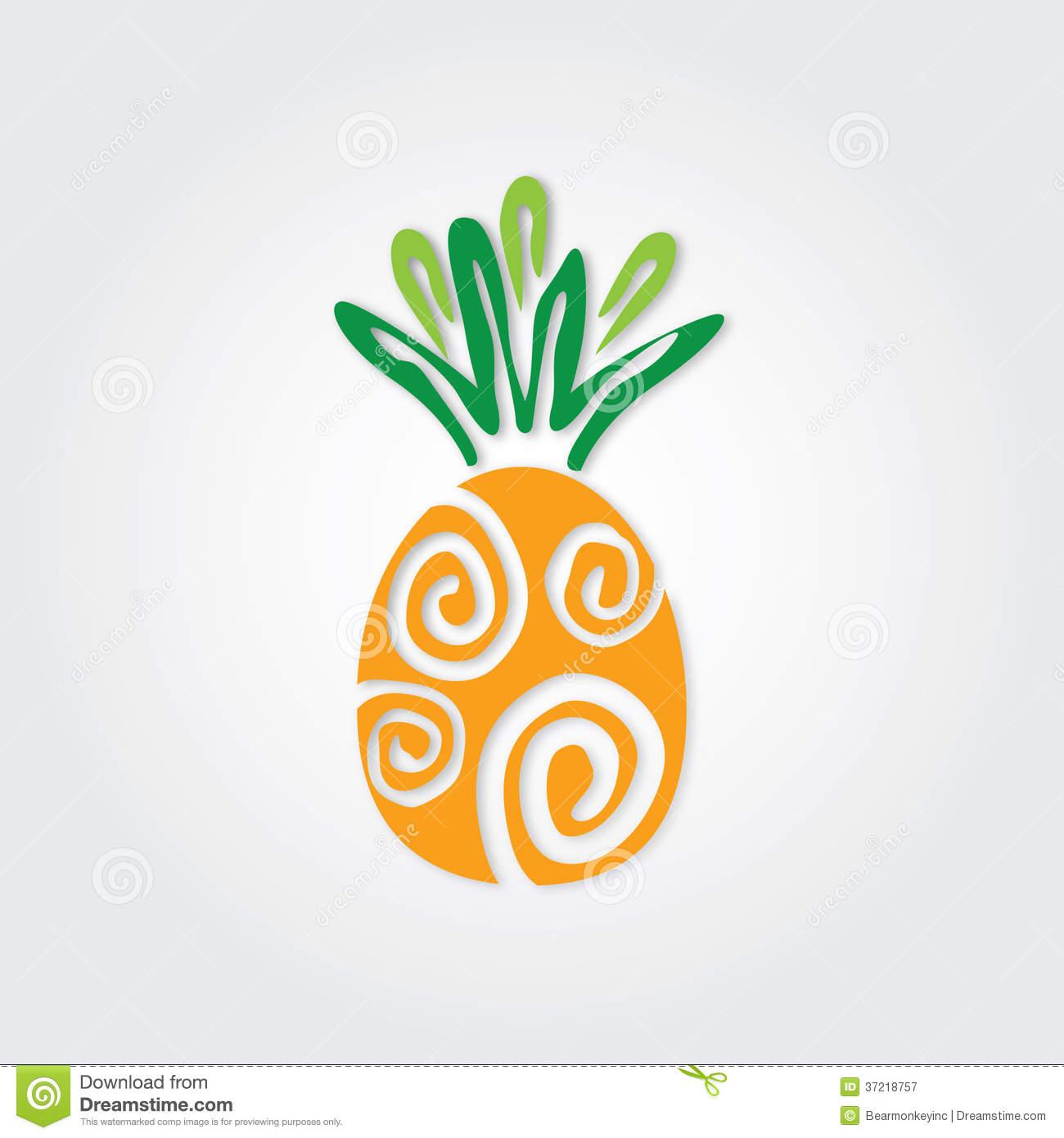 Free Pineapple Graphics