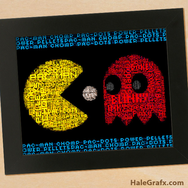 10 Pixel Word Graphics Images - The Best Pixel Art ...