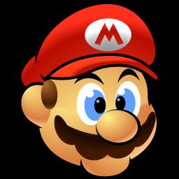 10 Mario Game Folder Icon Images