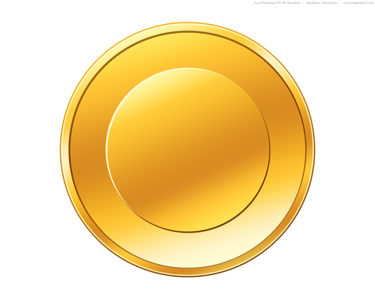 13 Gold Circle Png Icon Images