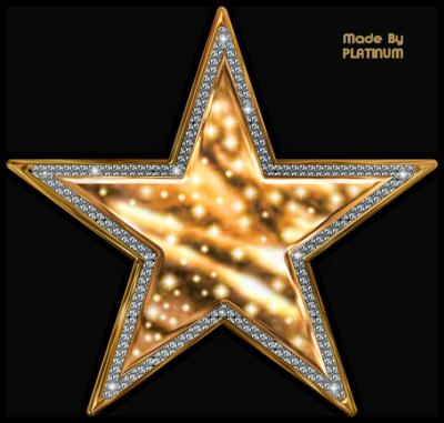 Gold Star PSD