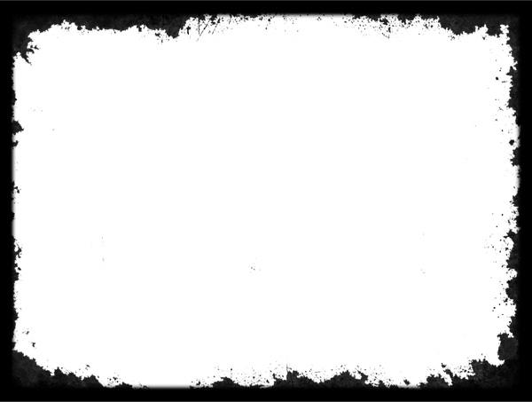 15 Grunge Frames Psd Hi Res Images