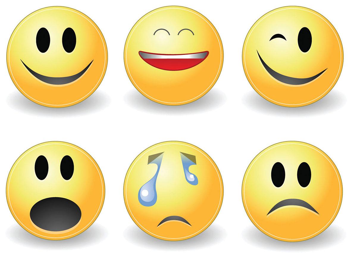 Happy New Year Emoticons
