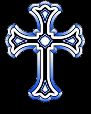 Holy Cross Tattoo Design