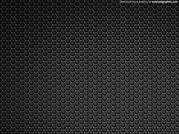 Honeycomb Metal Mesh Texture