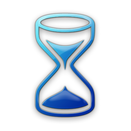 9 Computer Hourglass Icon Images - Windows Hourglass ...