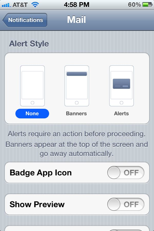 11 Badge App Icon Setting Images