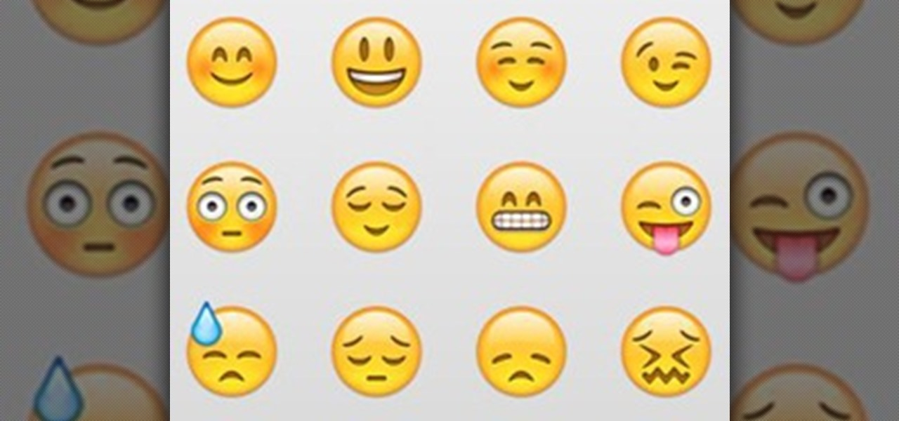 11 Iphone Text Emoticons List Images Iphone Emoji
