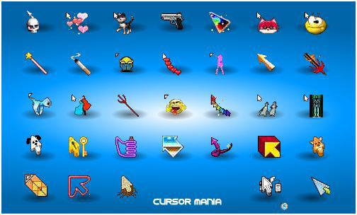 Mouse Pointer Windows 7 Free Download