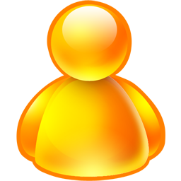 MSN Messenger Icon Person