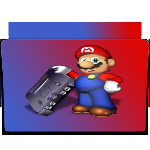 Nintendo 64 Controller Icon